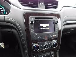 2017 New CHEVROLET TRAVERSE AWD 4dr Premier at Chevrolet of ...
