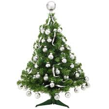 Good Small Decorated Artificial Christmas Trees On Decorations Pretty With  Ideas To Decorate Tabletop Modern