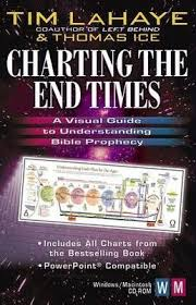 Tim Lahaye Bible Prophecy Chart Charting The End Times Tim Lahaye 9780736917629