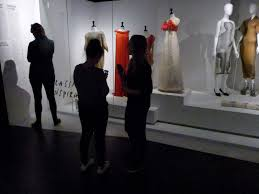 the exhibition game changers reinventing the 20th century silhouette looks at the groundbreaking work of fashion designer cristóbal balenciaga whose