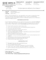Material Handler Resume – Armni.co