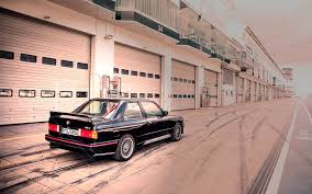 1988 BMW M3 Evolution E30 - Drive
