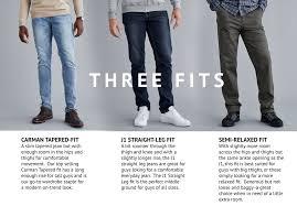 Kohls Mens Size Chart