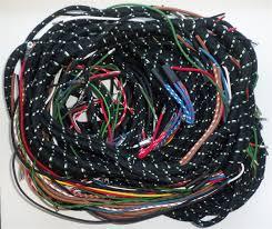 late xk120 main wiring harness Main Wiring Harness jaguar late xk120 main wiring harness maine wiring harness