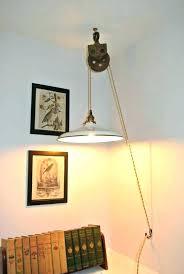 plug in swag pendant light ceiling lighting lamp images elegant hanging lights with regard to plug in swag pendant light