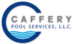pool cleaning logo. Caffery Pool Services, L.L.C. Cleaning Logo ,