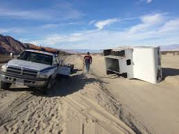 This Family Survived A Scary Truck Camper Accident