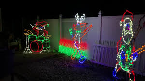 where to find the best christmas light displays in collier