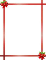 christmas present borders and frames. Beautiful And Christmas Ribbon Border More Throughout Present Borders And Frames I
