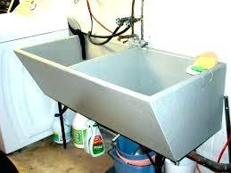 laundry sink pump utility sink drain concrete laundry sink concrete laundry sink drain parts installing utility