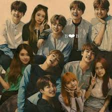 Browse millions of popular bangtan sonyeondan wallpapers and ringtones on zedge and personalize your phone to suit you. Free Download Blackpink And Bts Wallpaper For Yall Armys Amino 576x1024 For Your Desktop Mobile Tablet Explore 11 Bts And Blackpink Wallpapers Bts And Blackpink Wallpapers Bts And Blackpink
