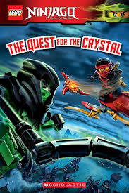 The Quest for the Crystal (LEGO Ninjago: Reader #14) eBook by Scholastic -  9780545913188