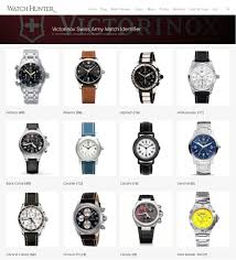 Introducing The Victorinox Swiss Army Watch Identifier And