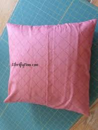 How To Wash Throw Pillows Without Removable Cover Best DIY Removable Pillow Covers You Won't Believe How Easy These Are To