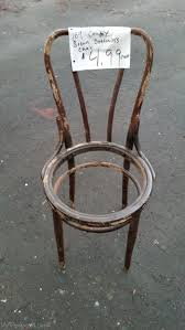 ... old chippy chair