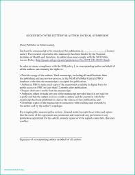 Apa Format Paper Template Lovely Apa Cover Letter Format 2018 Title