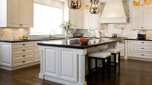 white cabinets dark countertop. 27 antique white kitchen cabinets [amazing photos gallery dark countertop t