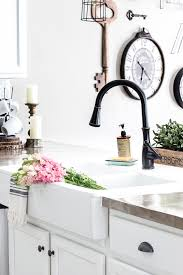 ikea apron front sink. Simple Front IKEA Farmhouse Sink Review  Blesserhousecom  What To Know Before Buying  The Ikea Intended Apron Front O