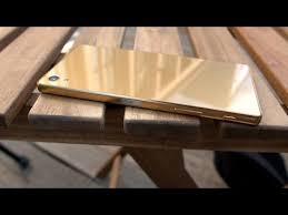 sony xperia z5 premium gold. sony xperia z5 premium gold