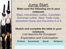 jump start make sure the following are in your notebook maps 1 jump
