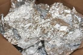 foil as a gift