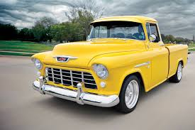 1955 Chevy Cameo - Found in Translation - Custom Classic Trucks ...