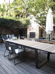 rustic outdoor dining table. 55 Rustic Outdoor Patio Table Design Ideas DIY On A Budget - Roomaniac.com Dining