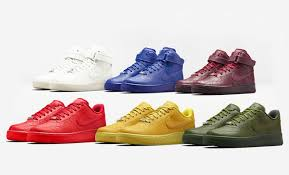 Image 2018 Shop Nike Air Force City Collection New York London Paris Milan Tokyo And Shanghai Laiamagazine Laiamagazine Shop Nike Air Force City Collection New York London Paris