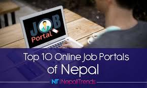 Top Rated Job Sites Top 10 Best Online Job Portal Websites Of Nepal 2018