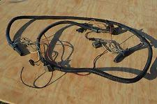 jeep cj wiring harness jeep cj factory original front headlight wiring harness removed from 1976 cj5