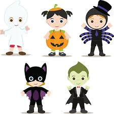 halloween costume clip art. Unique Clip Royalty Free Halloween Costume Clip Art Vector Images  Throughout Art