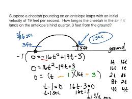 most viewed thumbnail algebra solving ax2 bx c 0