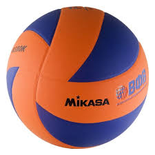 <b>Мяч волейбольный Mikasa</b> MVA380K-OBL — купить в интернет ...