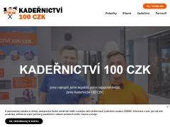 Kadeřnictví 100 Czk Plzeň Bolevec živéobcecz