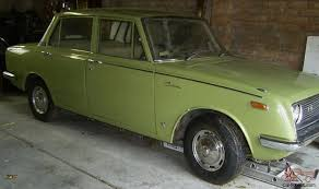 Corona 1968 4D Sedan 4 SP Manual 1 5L Carb in Mount Waverley, VIC