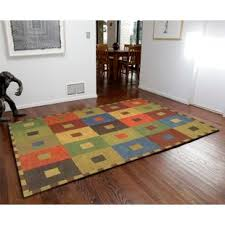 6 x 6 rug. Abbottstown Squares Area Rug 6 X T