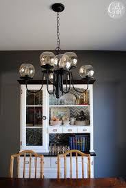 dining room mid century chandelier15