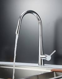 Stainless Steel Faucets Kitchen Ruvati Rvc2602 Stainless Steel Kitchen Sink And Chrome Faucet Set