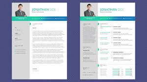 Free Professional Resume Template Magic Color Pro