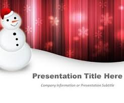 Free Christmas Powerpoint Templates | Free Ppt & Powerpoint ...