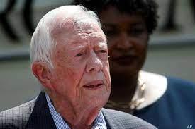 US President Jimmy Carter Has Surgery ...