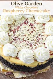 olive garden white chocolate raspberry cheesecake. Plain Cheesecake Olive Garden White Chocolate Raspberry Cheesecake A Family Favorite  Heavenly Copycat Recipe With With Cheesecake I