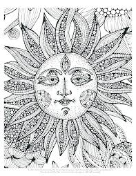 Free Difficult Coloring Pages Printable Printable Difficult Coloring