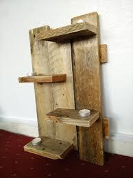 diy pallet wood floating shelves wood pallet floating shelves pallet furniture diy