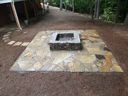 diy patio with fire pit. Incredible Fire Pit Ideas On Rectangular Patio And Inspirations Pictures ~ Hamipara.com Diy With A