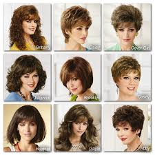 Paula Young Exclusive Color Chart Bold Browns Paula Young Has The Brunette Wigs You Want