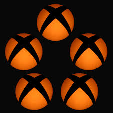 Xbox Orange Light Details About 5x Logo Power Button Decal Colorful Led Skin Sticker For Xbox One Console Orange