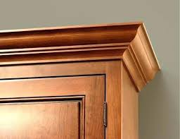 how to install crown molding on kitchen cabinets crown moulding with where to crown molding