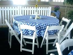 what size tablecloth for 48 inch round table medium size of inch round table seating capacity