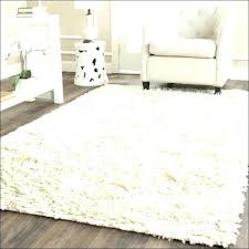 fluffy white area rug amazing on floor sauldesign com 18